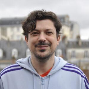 Portrait Florian Hervéou