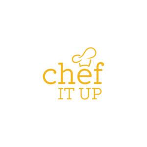 Logo Chef it up